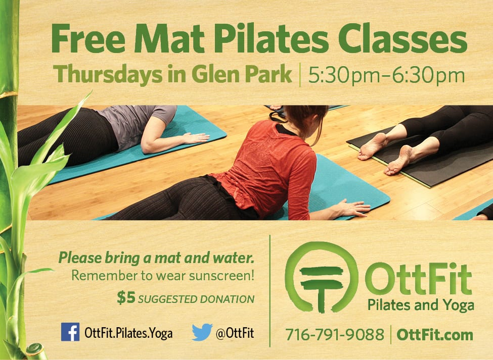Free Mat Pilates Williamsville