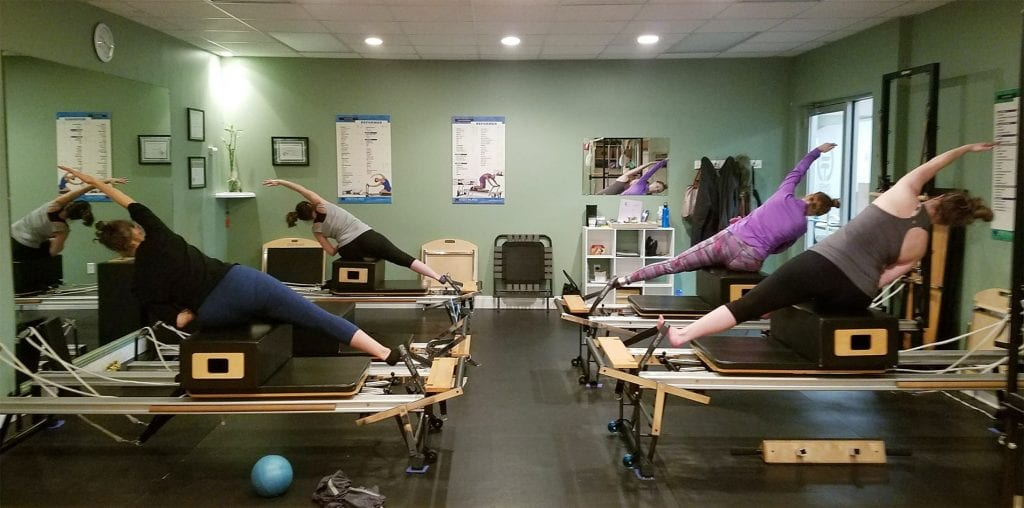 Pilates studio in greater Buffalo area Whiteville, Amherst